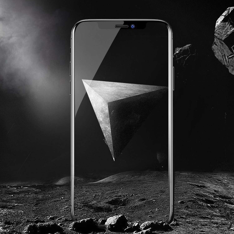 Szkło hartowane BENKS X PRO+ KING KONG 3D dla Apple iPhone XS MAX - Specyfikacja: Szkło BENKS 3D X PRO+ KING KONG iPhone XS MAX