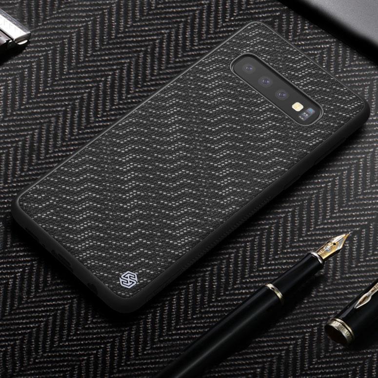 Etui Nillkin Twinkle dla Samsung Galaxy S10 - Specyfikacja: [PG]Etui Nillkin Twinkle Samsung Galaxy S10