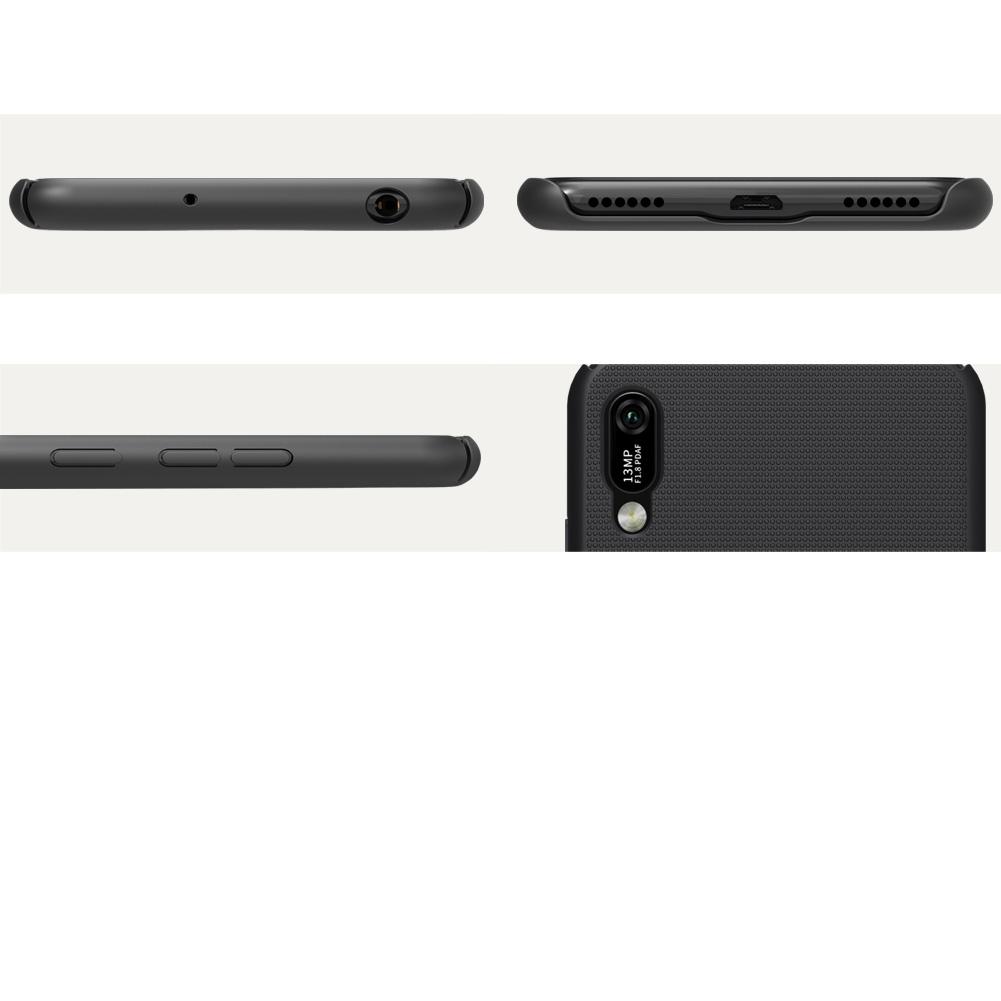 Etui Nillkin Frosted Shield dla Huawei Y6 PRO 2019 - Doskonale leży w dłoni