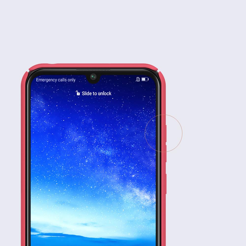 Etui Nillkin Frosted Shield dla Huawei Y6 PRO 2019 - Zalety, które pokochasz. Zostań z serią Frosted na dłużej!