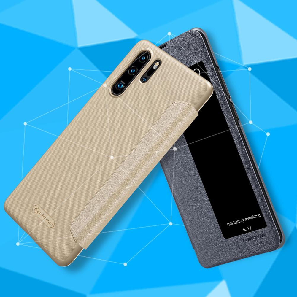 Etui Nillkin Sparkle dla Huawei P30 PRO - Zawartość zestawu: