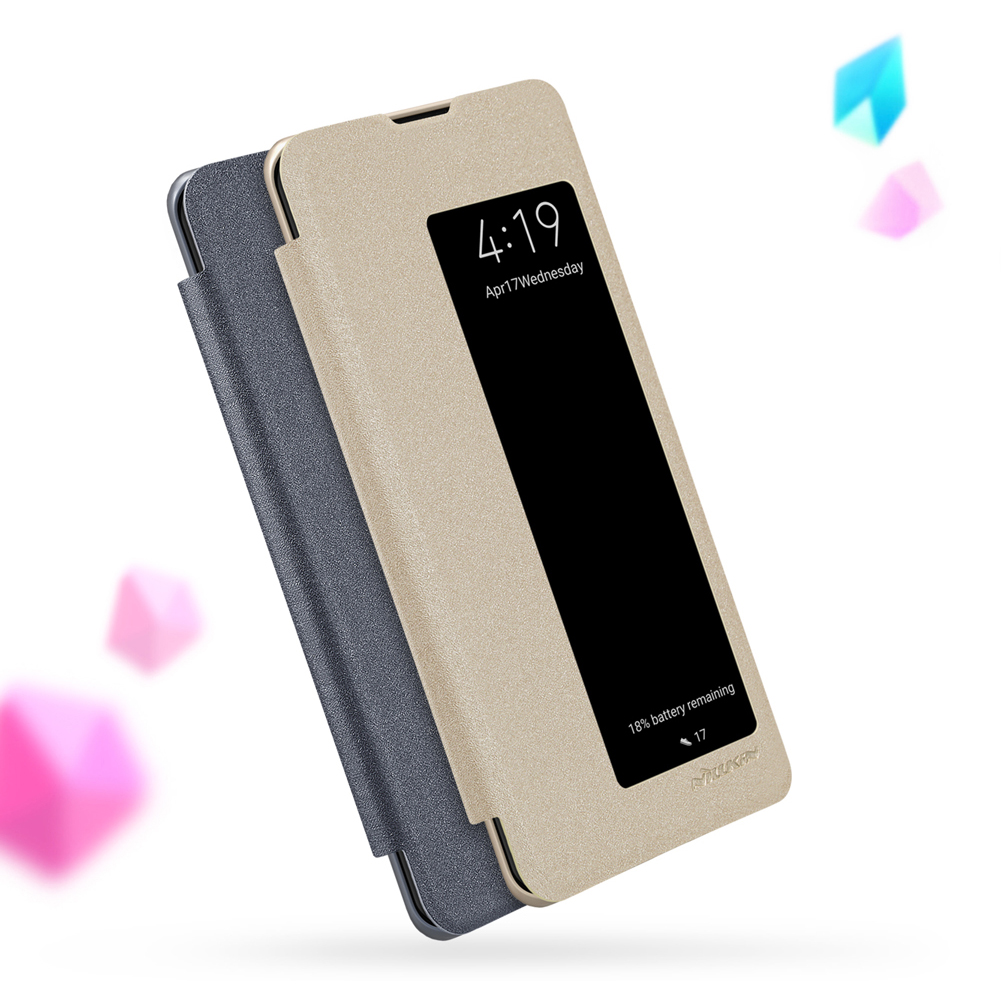 Etui Nillkin Sparkle dla Huawei P30 PRO - Specyfikacja: [PG] Etui NILLKIN Sparkle Huawei P30 PRO