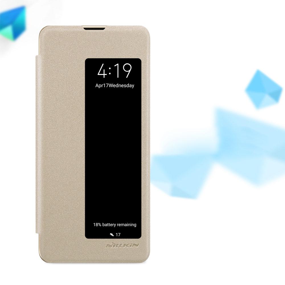 Etui Nillkin Sparkle dla Huawei P30 PRO - Ochrona i wysoki komfort użytkowania