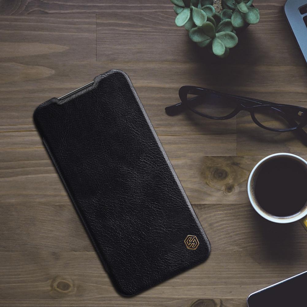 Etui Nillkin QIN dla Xiaomi Mi 9 SE - Zalety, które pokochasz. Zostań z serią Qin na dłużej!