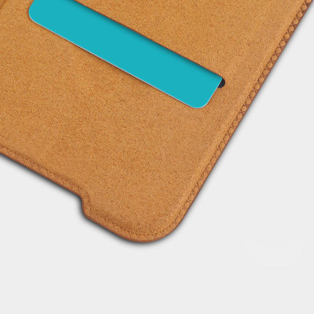 Etui Nillkin QIN dla Xiaomi Mi 9 SE - Ochrona i wysoki komfort użytkowania