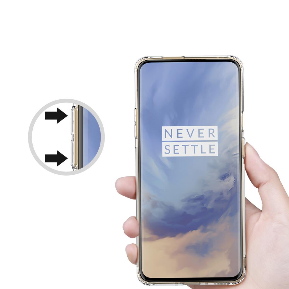 Etui Nillkin Nature dla Oneplus Oneplus 7 Pro - Dyskretna ochrona Twojego smartfona!