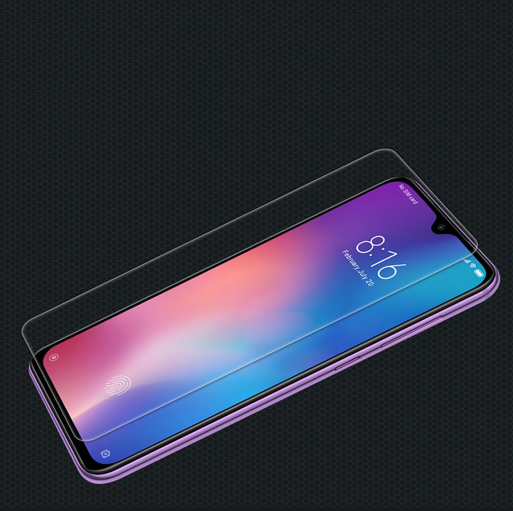 Szkło hartowane NILLKIN Amazing H dla Xiaomi Mi 9 SE -