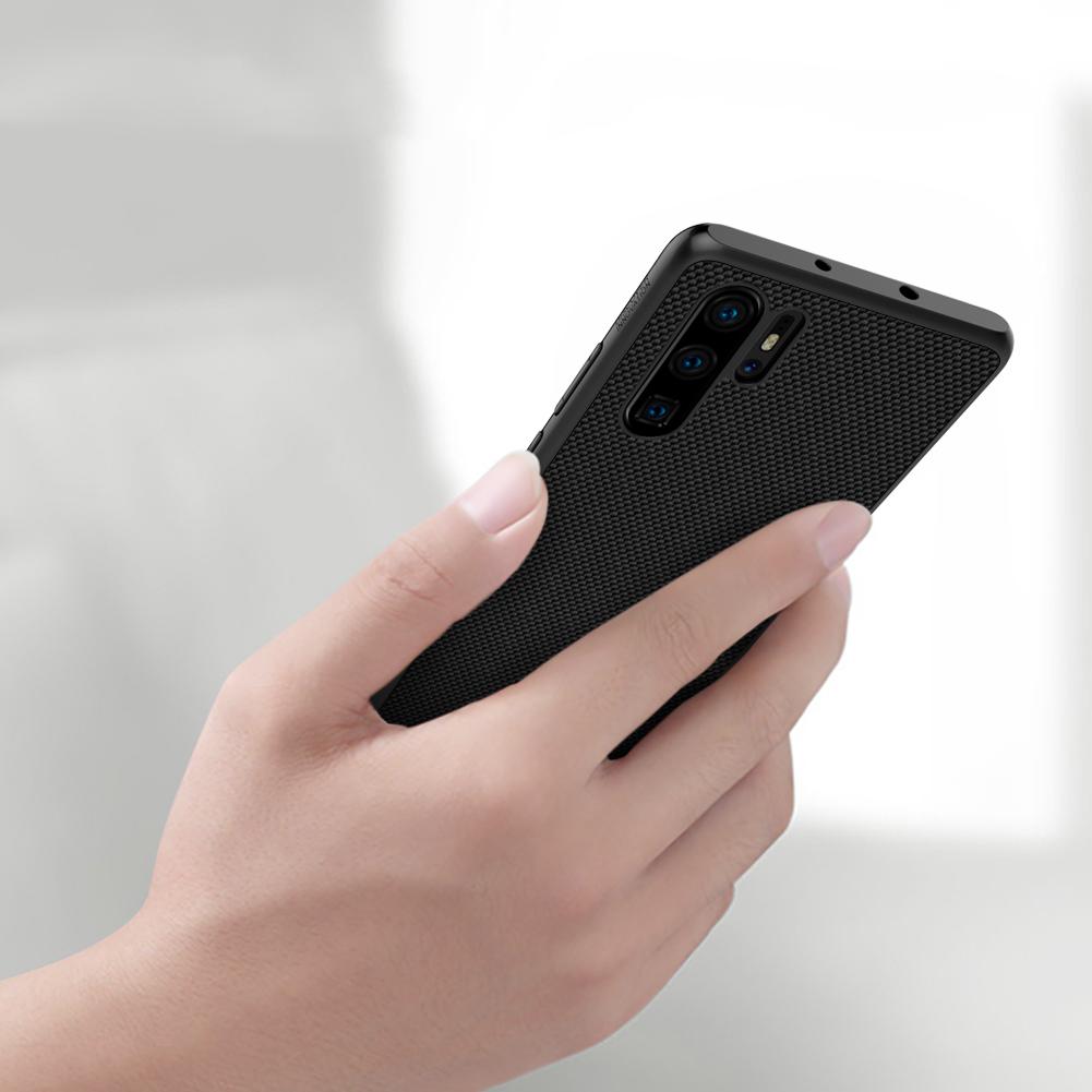 Etui Nillkin Textured dla Huawei P30 PRO - Zestaw zawiera: