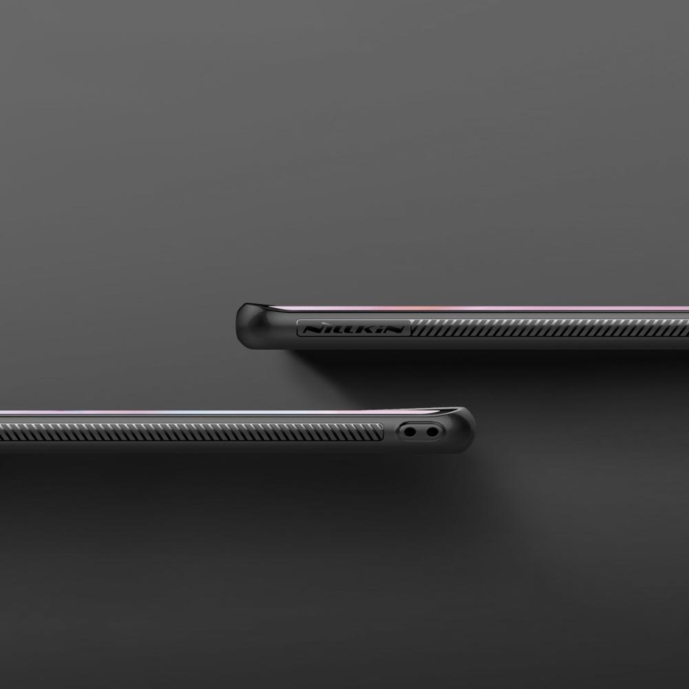 Etui Nillkin Textured dla Huawei P30 PRO - Ochrona rantów urządzenia