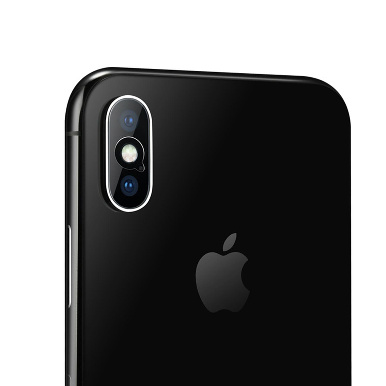 Szkło BENKS KR 0.15 dla iPhone X (na kamerę) -