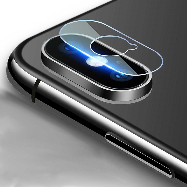 Szkło BENKS KR 0.15 dla iPhone X (na kamerę) - Specyfikacja: Szkło BENKS KR 0.15 iPhone X (na kamerę)