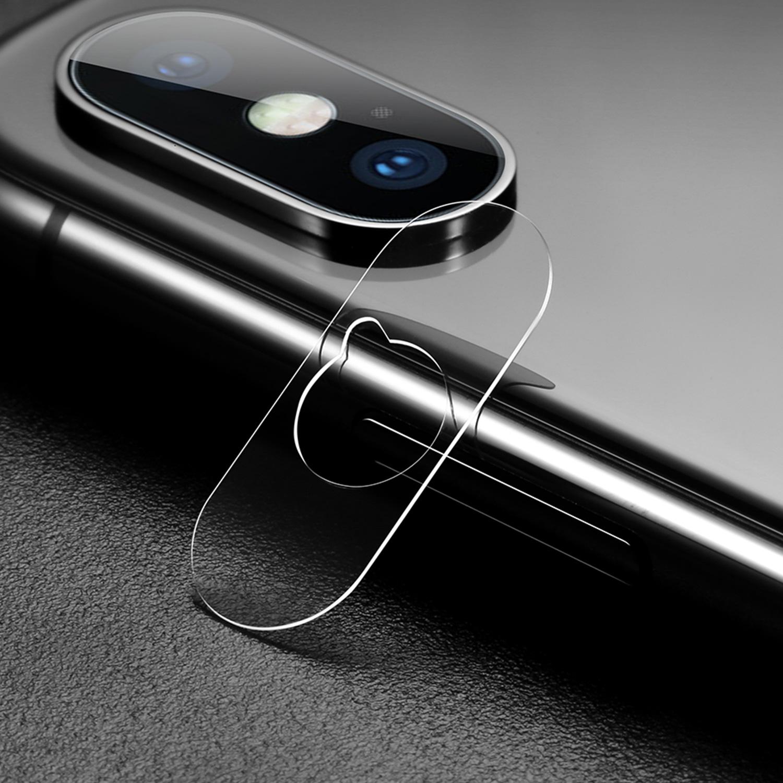 Szkło BENKS KR 0.15 dla iPhone X (na kamerę) - Wysoka odporność = Niezawodność