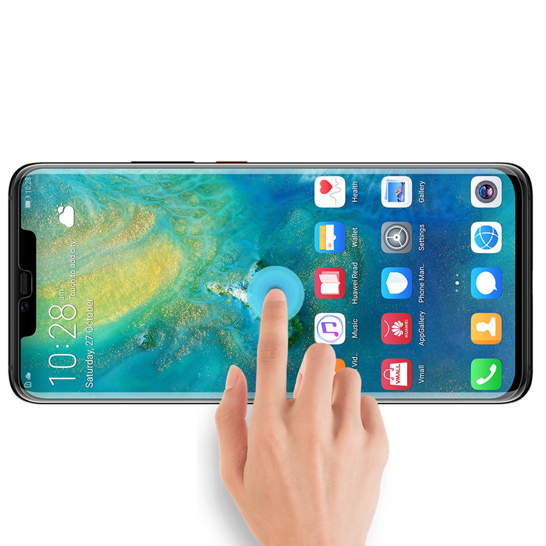 Szkło NILLKIN Full Glue 3D DS+ MAX dla Huawei Mate 20 PRO - Specyfikacja: Szkło NILLKIN 3D DS+ MAX Huawei Mate 20 PRO