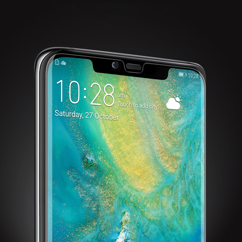 Szkło NILLKIN Full Glue 3D DS+ MAX dla Huawei Mate 20 PRO - Super cienkie