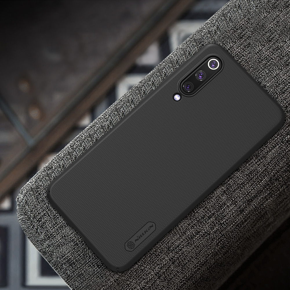 Etui Nillkin Frosted Shield dla Xiaomi Mi 9 SE - Wytrzymałe, odporne, szykowne !