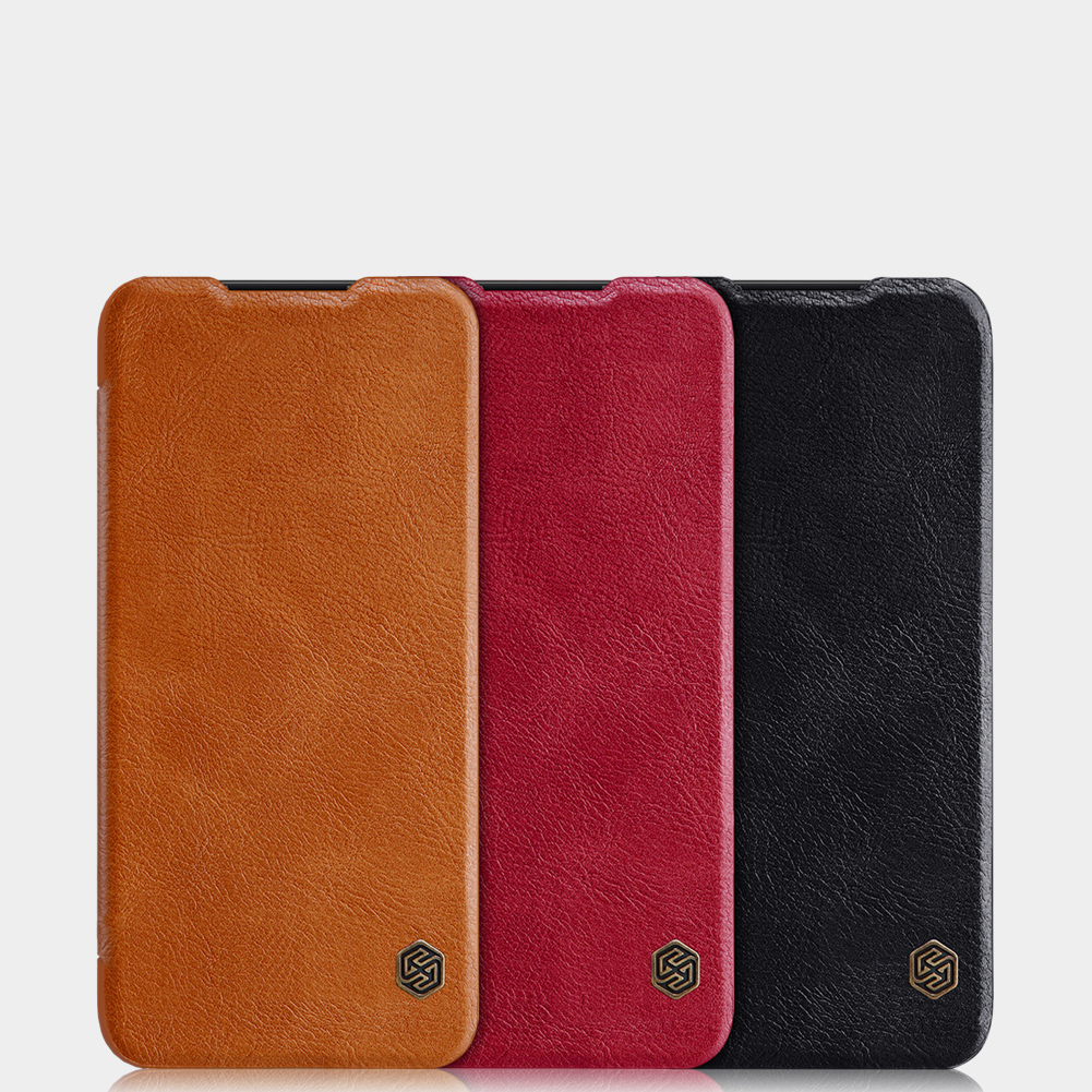 Etui Nillkin QIN dla Xiaomi Redmi Note 7 - Zawartość zestawu: