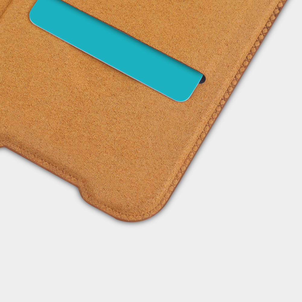 Etui Nillkin QIN dla Xiaomi Redmi Note 7 - Zamykana klapka - świetna ochrona oraz niecodzienny design