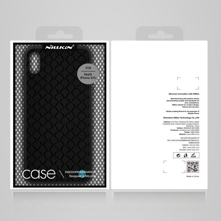 Etui Nillkin Twinkle dla Apple Iphone X/XS - Modny i elegancki design