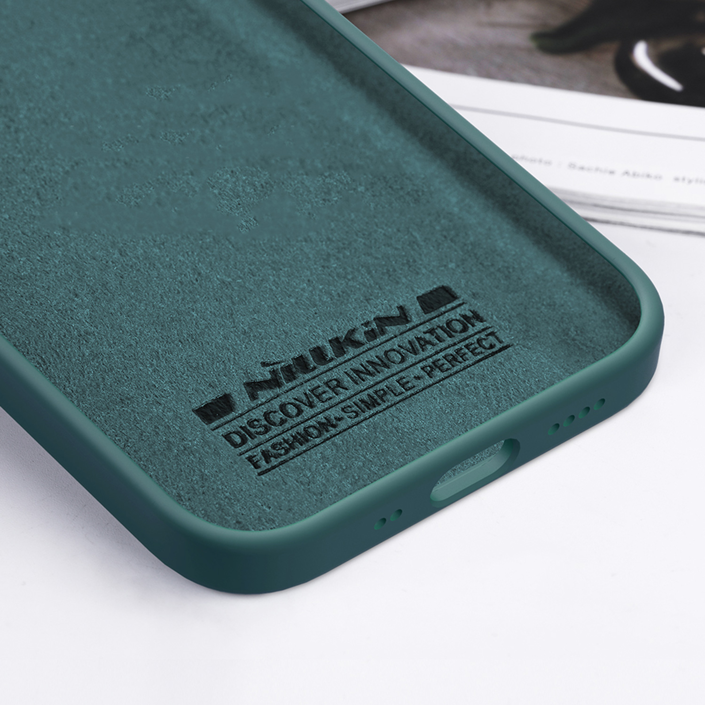 Etui Nillkin Flex Case dla Apple iPhone 12 Mini - Idealne dopasowanie do wspieranego urządzenia