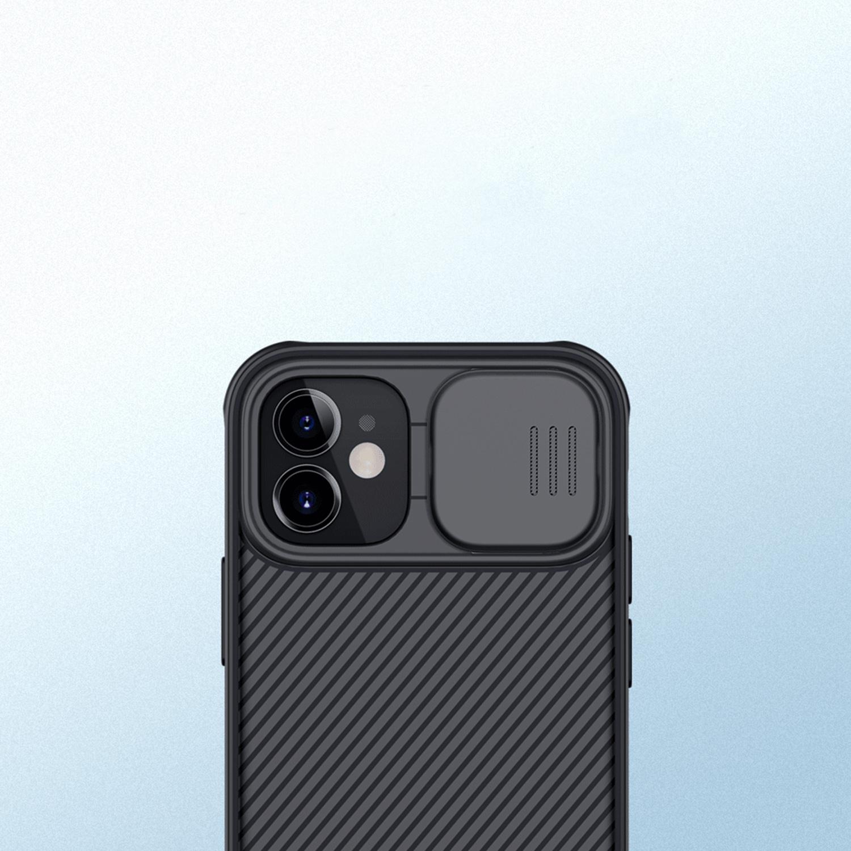 Etui Nillkin Camshield Apple iPhone 12 Mini - Specyfikacja: Etui Nillkin CamShield do iPhone 12 Mini