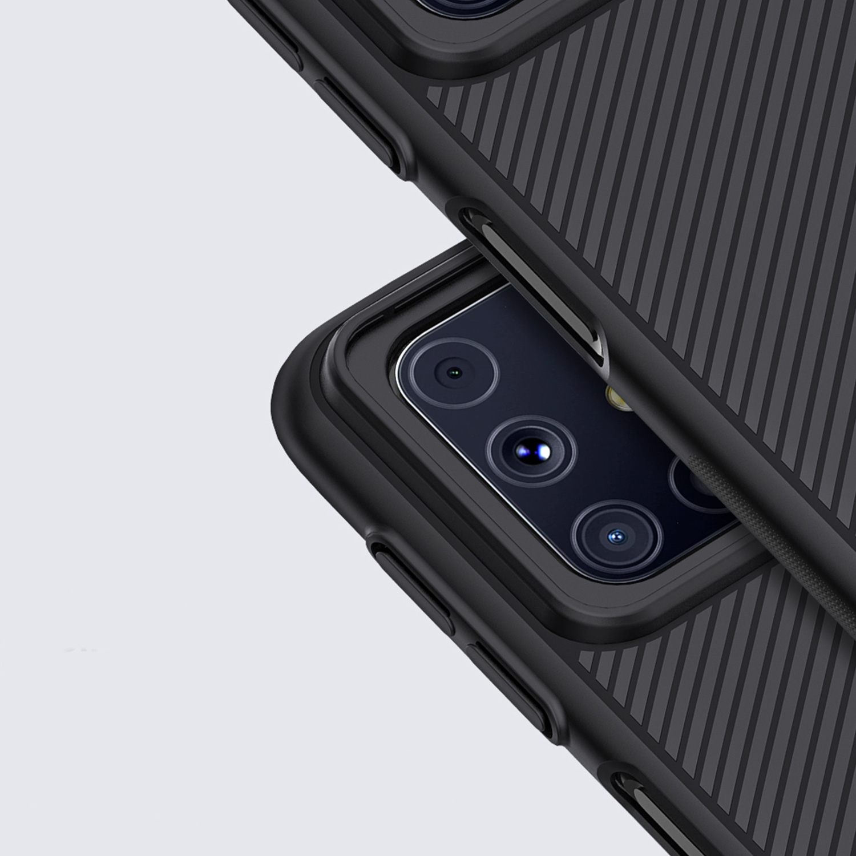 Etui Nillkin Camshield Samsung Galaxy M31s - Zestaw zawiera