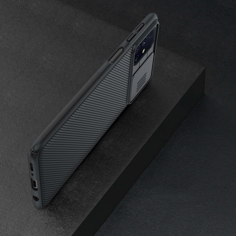 Etui Nillkin Camshield Samsung Galaxy M31s - Specyfikacja: Etui Nillkin CamShield do Samsung Galaxy M31s