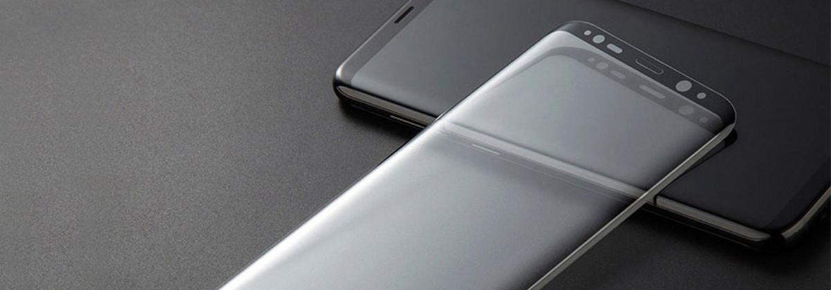 Szkło hartowane 3D MOCOLO dla Samsung Galaxy S9 - ramka w kolorze czarnym - Idealna ochrona dla Twojego urządzenia