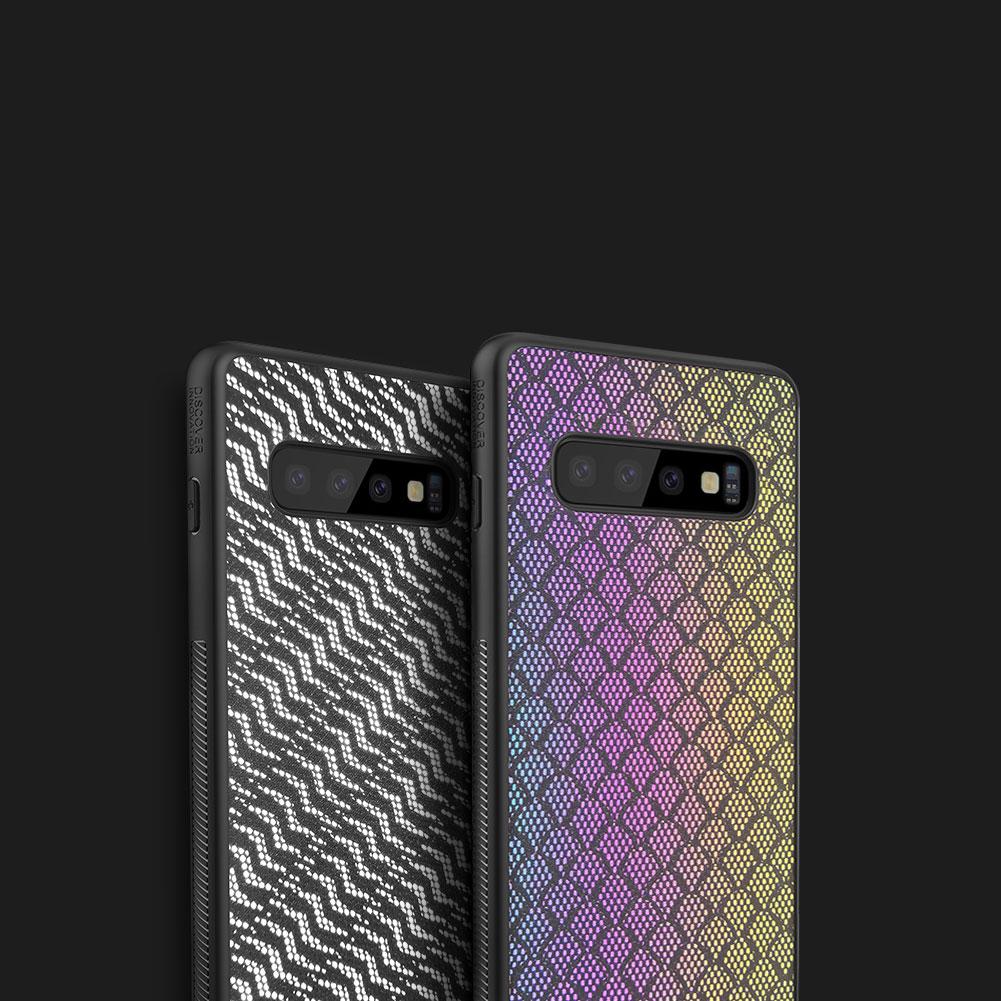 Etui Nillkin Twinkle dla Samsung Galaxy S10+ - Zestaw zawiera: