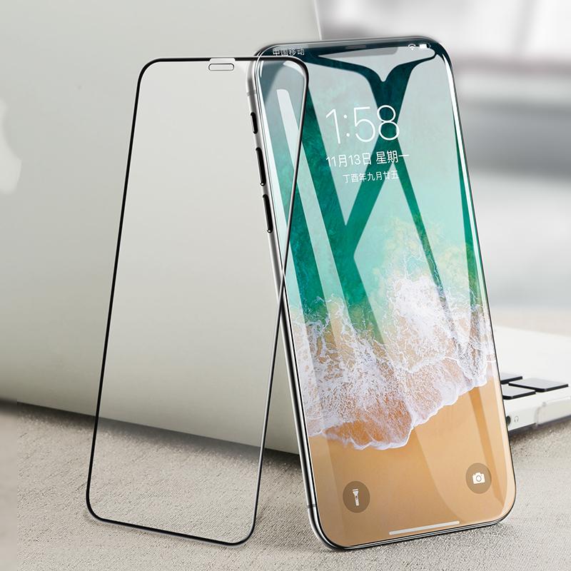 Szkło BENKS V PRO iPhone X - Specyfikacja: Szkło BENKS V PRO iPhone X