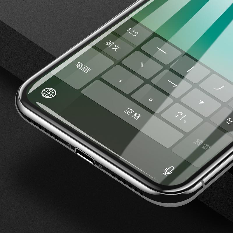 Szkło BENKS V PRO iPhone X - Pełna kompatybilność, bezproblemowa instalacja
