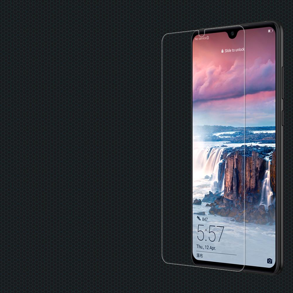 Szkło hartowane NILLKIN Amazing H dla Huawei P30 - Zestaw zawiera
