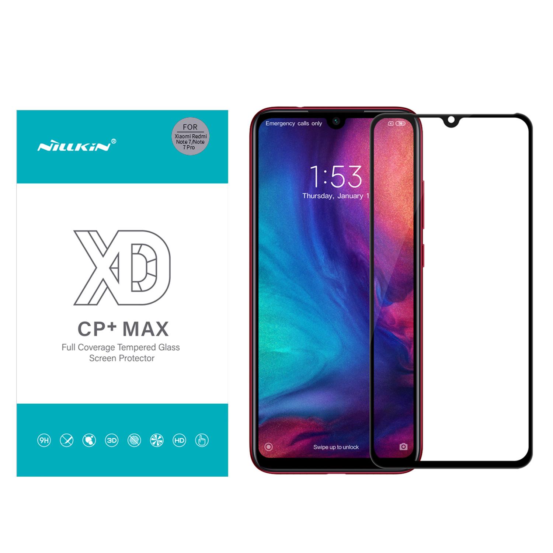 Szkło NILLKIN XD CP+ MAX dla Xiaomi Redmi Note 7 -