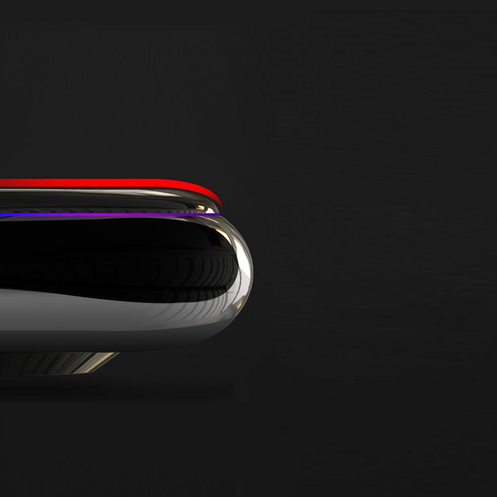 Szkło NILLKIN XD CP+ MAX dla Huawei P30 - Powłoka oleofobowa