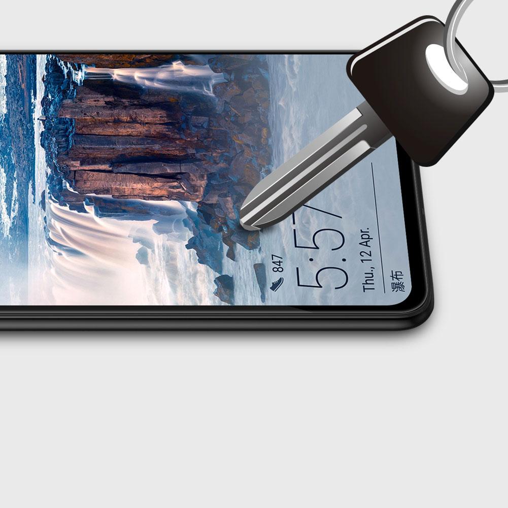 Szkło NILLKIN XD CP+ MAX dla Huawei P30 - Seria CP+ MAX 3D - świetna jakość, idelne dopasowanie oraz prosta aplikacja