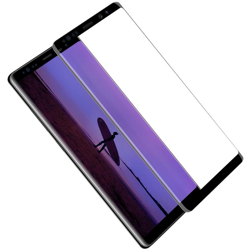 Szkło NILLKIN Full Glue 3D DS+ MAX dla Samsung Galaxy Note 8 -