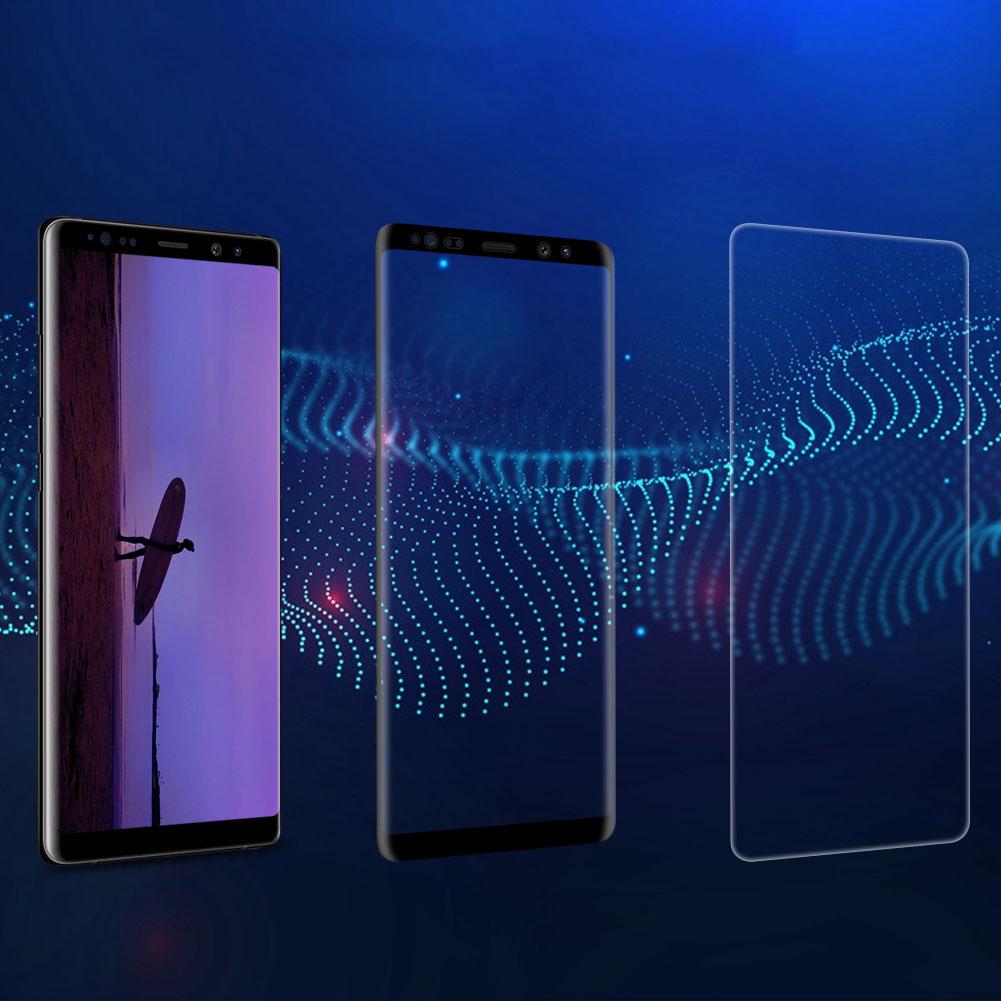 Szkło NILLKIN Full Glue 3D DS+ MAX dla Samsung Galaxy Note 8 - Specyfikacja: Szkło NILLKIN 3D DS+ MAX Galaxy Note 8