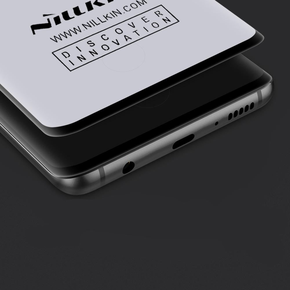 Szkło NILLKIN 3D CP+ MAX dla Samsung Galaxy S10 Plus - Zestaw zawiera: