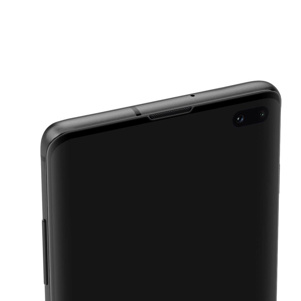 Szkło NILLKIN 3D CP+ MAX dla Samsung Galaxy S10 Plus - Super cienkie