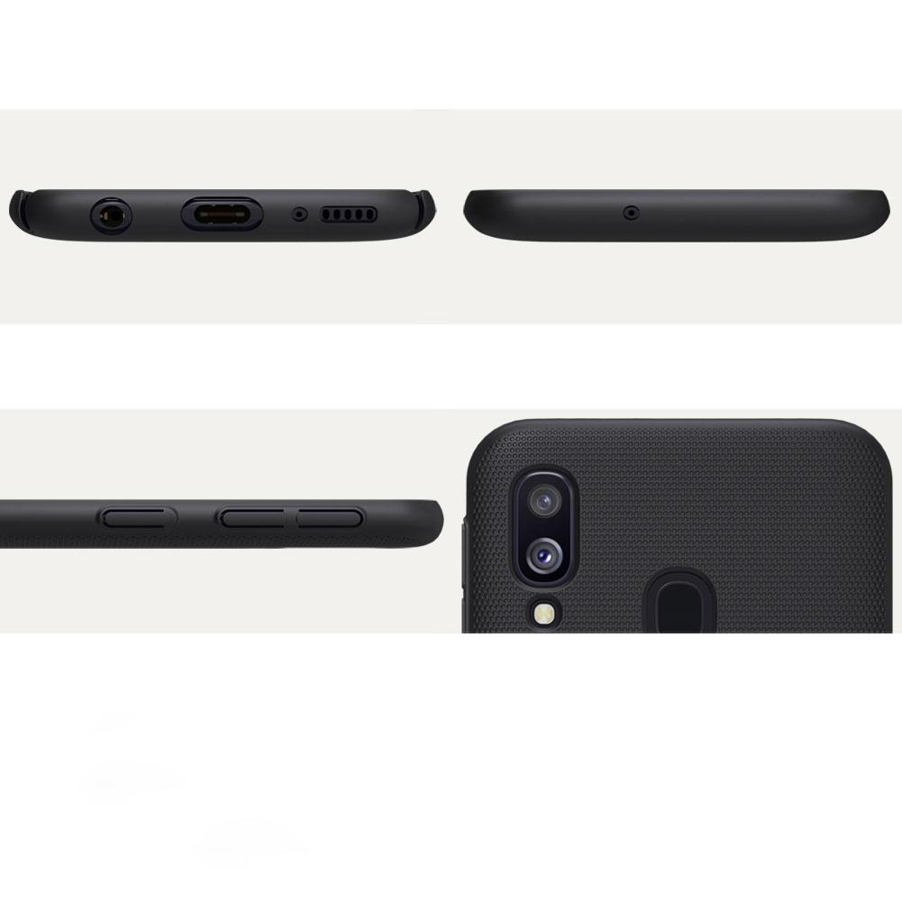 Etui Nillkin Frosted Shield dla Samsung Galaxy A40 - Wytrzymałe, odporne, szykowne !