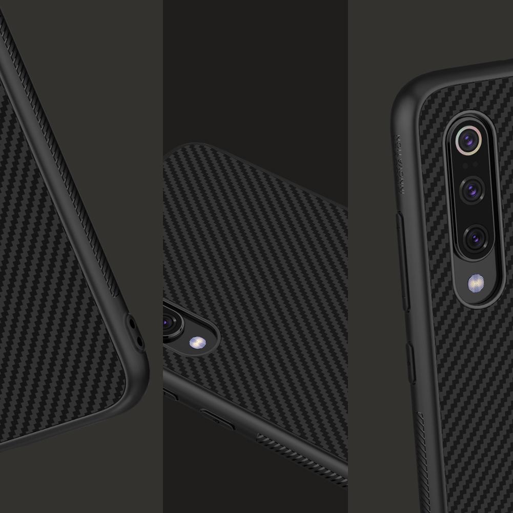 Etui Nillkin Synthetic Fiber dla Xiaomi Mi 9 - Nillkin Synthetic Fiber - Etui które pokochasz.