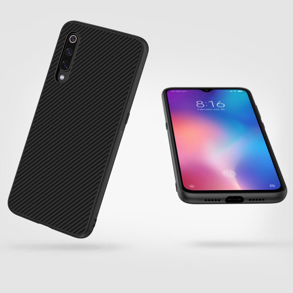 Etui Nillkin Synthetic Fiber dla Xiaomi Mi 9 - Zawartość zestawu: