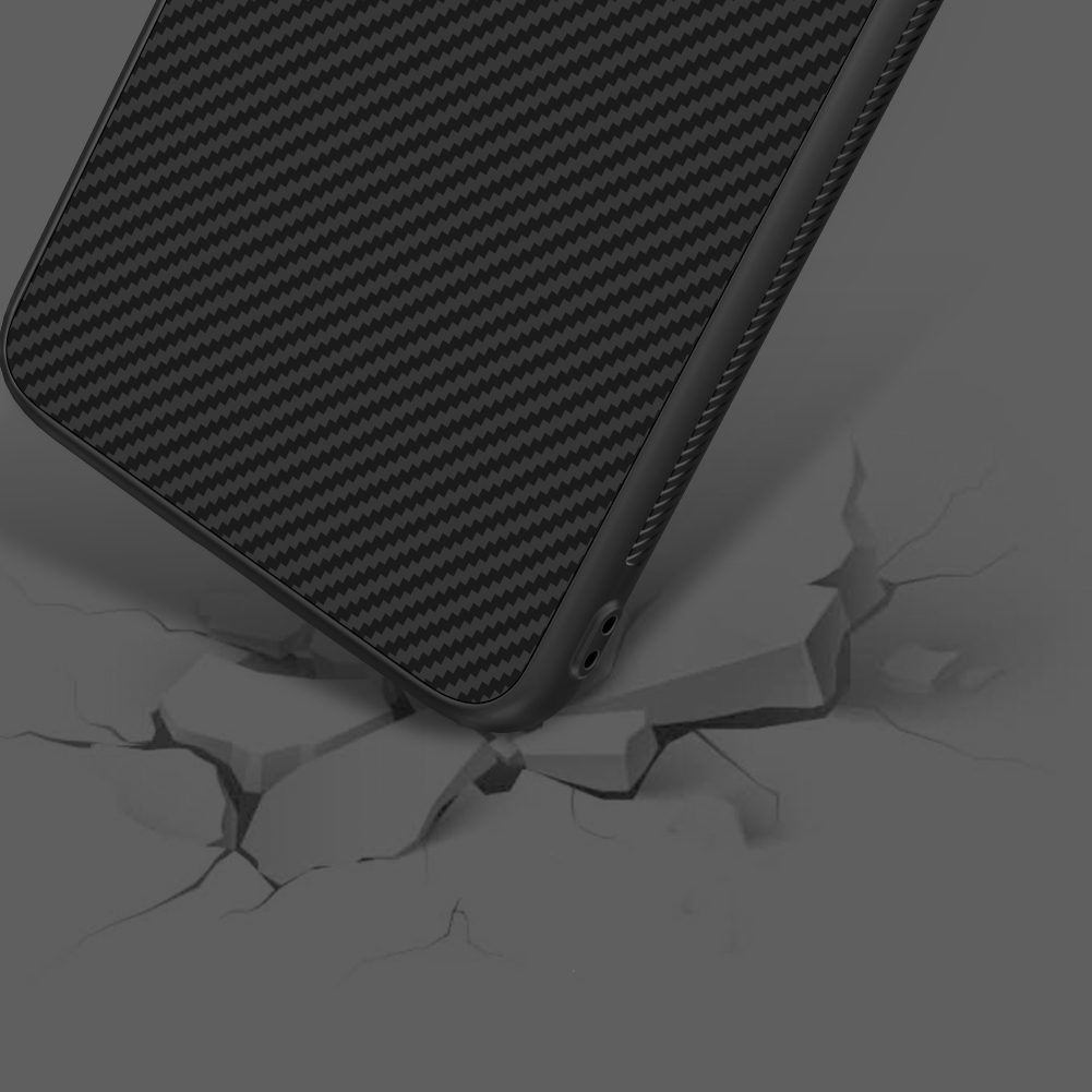 Etui Nillkin Synthetic Fiber dla Xiaomi Mi 9 - Geometryczne wzory - stylowe oraz ponadczasowe