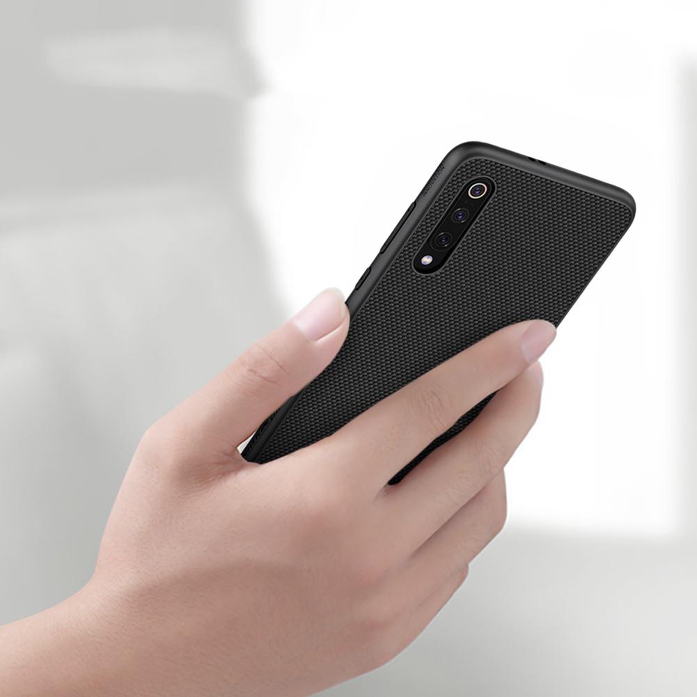 Etui Nillkin Textured dla Xiaomi Mi 6 - Zestaw zawiera: