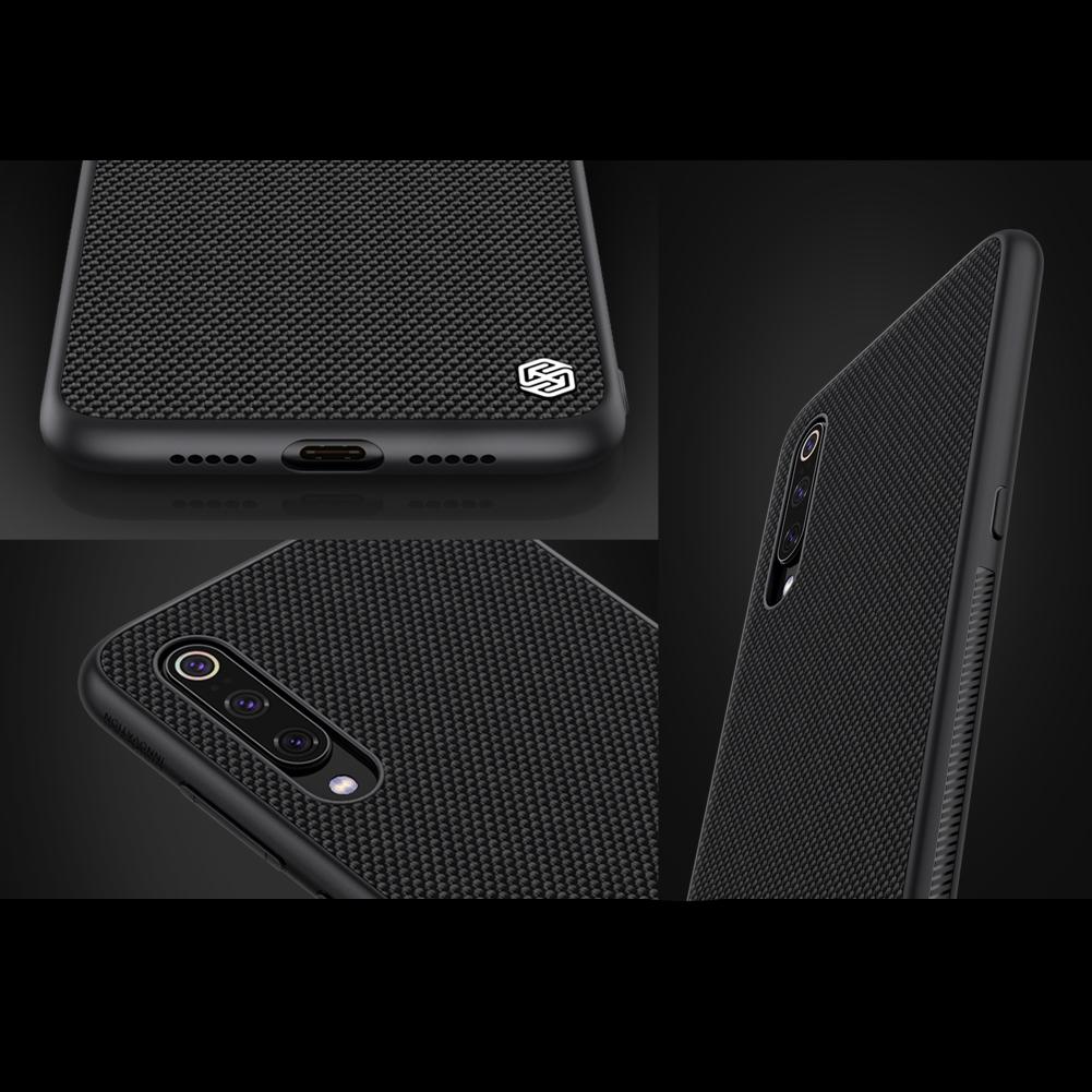 Etui Nillkin Textured dla Xiaomi Mi 6 - Specyfikacja: Etui futerał NILLKIN Textured Xiaomi Mi 9