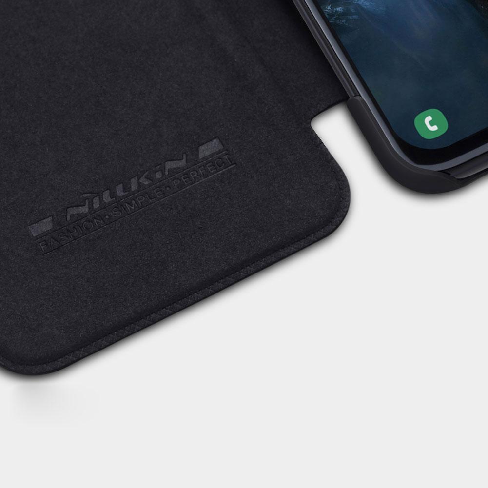 Etui Nillkin QIN dla Samsung Galaxy A40 - Specyfikacja: [PG]Etui skórzane Nillkin QIN Samsung Galaxy A40