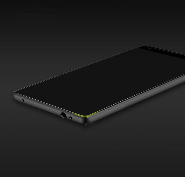 Szkło BENKS KR+ 0.23mm dla Xiaomi Mix 2 - Zestaw zawiera