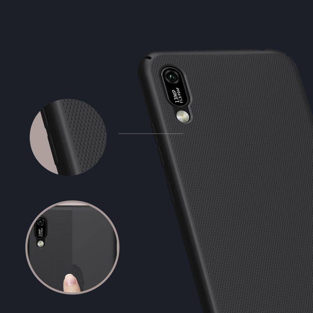 Etui Nillkin Frosted Shield dla Huawei Y6 PRO 2019 - Wytrzymałe, odporne, szykowne !