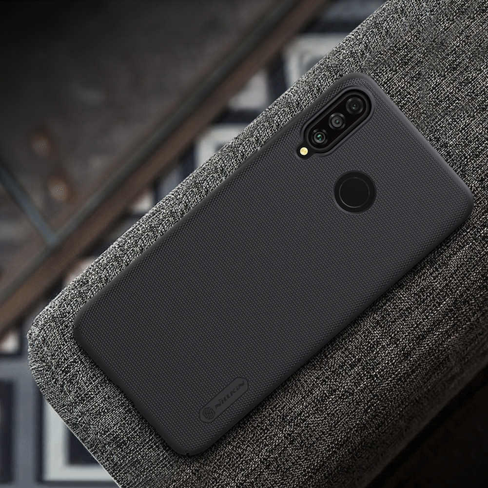 Etui Nillkin Frosted Shield dla Huawei P30 Lite - Zawartość zestawu:
