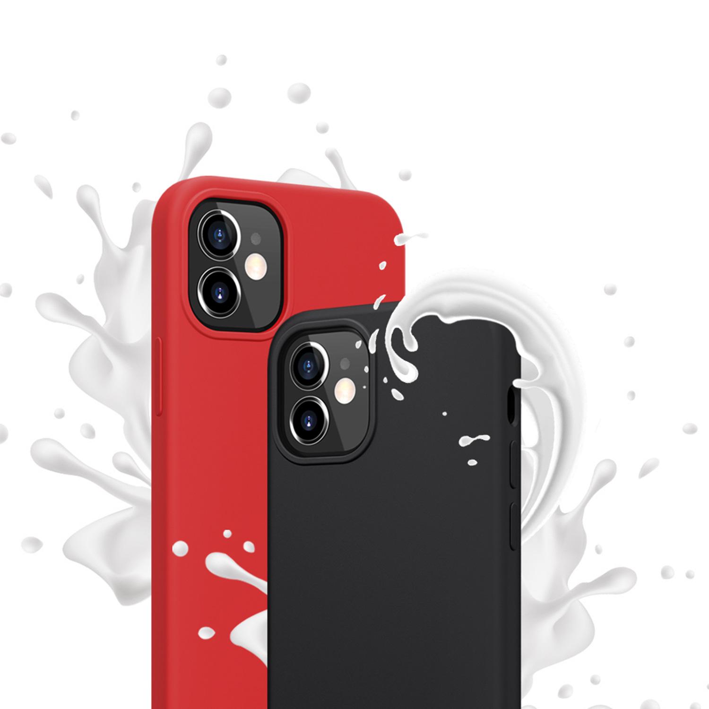 Etui Nillkin Flex Case dla Apple iPhone 12 Mini - Specyfikacja: Etui NILLKIN Flex Pure Case do iPhone 12 Mini Blue
