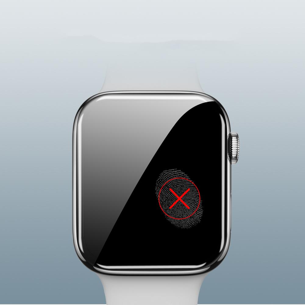 Szkło NILLKIN 3D AW+FULL Apple Watch 4/5/6/SE 40 mm - Specyfikacja: Szkło NILLKIN 3D AW+FULL Watch4/5/6/SE 40 mm